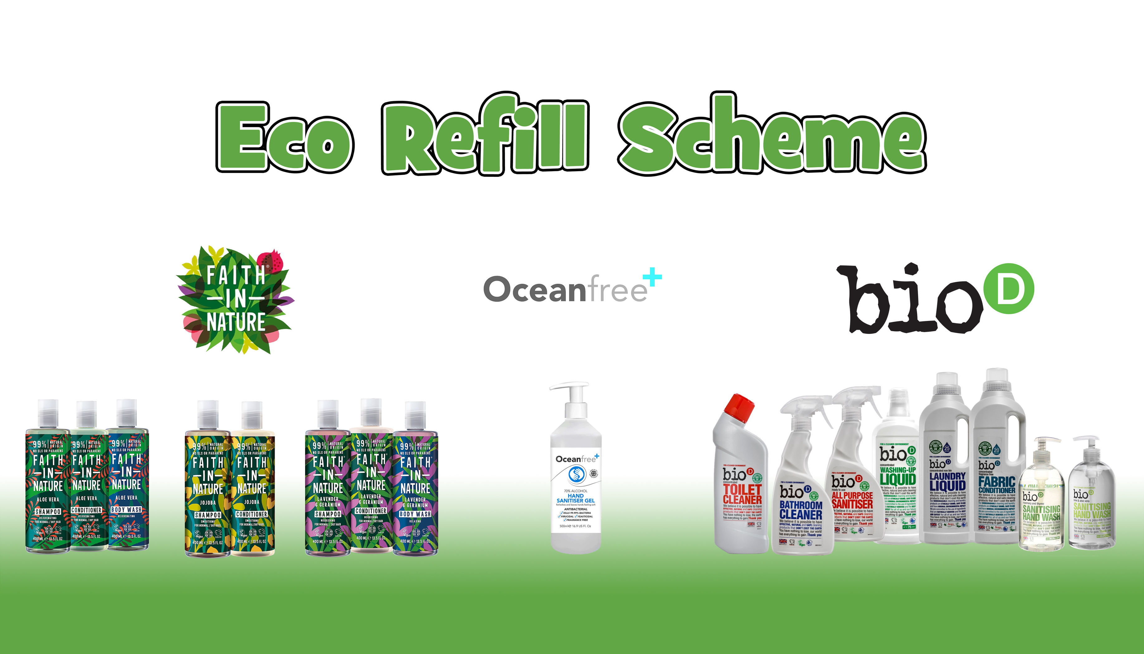 Eco Refill Products